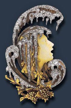 Lalique Winter maid