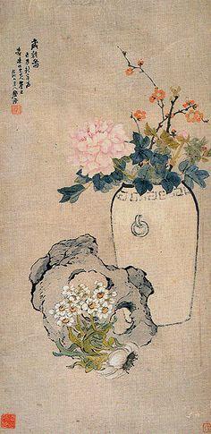 Ju Lian - 1828-1904