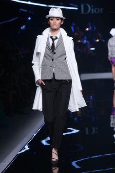 John Galliano for Christian Dior 2011 Resort
