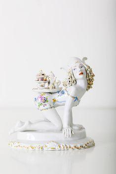 """""""Little Maid"""", ANTEMANN DREAMS Collection, H 18 cm"""