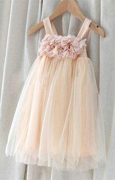tutu flower girl dresses,tulle flower girl dresses,country flower girl dresses,pink flower girl dresses,simple flower girl dresses @simpledress2480