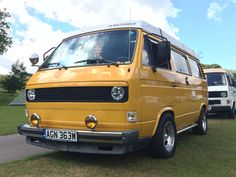 Ed Roller's, stunning van! Facebook VW T25 Club. I do love slotmags!