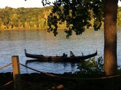 Goodreads   Book Club evening along the beautiful St. Croix River