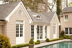 House of Turquoise: Tillman Long Interiors - cottage beach house