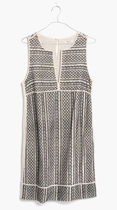tidalwave dress / madewell