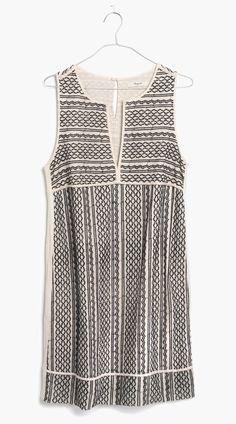 tidalwave dress / madewell