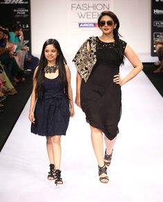 Atithi Gupta at Lakmé Fashion Week Winter/Festive 2012    Asian Woman Magazine