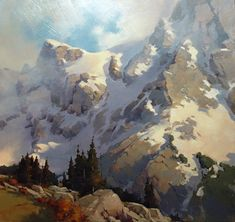 """cindy baron fine art paintings 