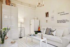 El tamaño NO IMPORTA: 30 metros de sencillez y elegancia | Decorar tu casa es facilisimo.com