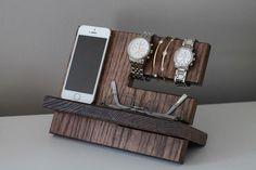 Фото - Оригинальные деревянные подставки для телефона