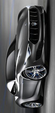Maserati Alfieri Concept $2,000,000 by Levon