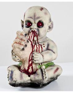 Thumb Sucker Zombie Baby