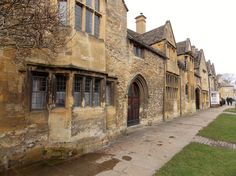 Chipping Campden in the Cotswolds, England. By B Lowe