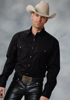 Men's Leather Pants Mens Leather Pants, Tight Leather Pants, Men's Leather, Hot Country Boys, Hot Cowboys, Cowboy Outfits, Fashion Moda, Men's Fashion, Hats For Men