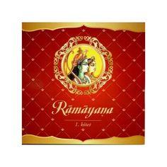 Ramayana mesekönyv 1. kötet