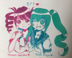 BFF! by Bea2028 on DeviantArt