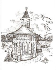 Monastery Sucevita