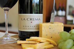 The Cotswold was a pleasant surprise as a pairing because it is one of my favorite cheeses and the Monterrey Pinot is one of my favorite wines.