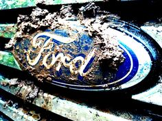 this ford is probably stuck