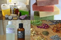 Natural Soap Making For Beginners http://www.herbsandoilsworld.com/natural-soap-making-for-beginners/
