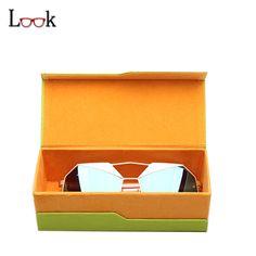 >> Click to Buy << Hot Sale 2017 High-grade Manual Sunglasses Case Box Square Glasses Case Box Lentillas Case For Glasses Funda gafas #Affiliate
