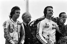 TT Assen 1977 Wil Hartog. Vader rechts († 1977 Laguna Seca) Wie heeft een foto van dit podium? Ik heb alleen deze!
