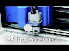 Introduction to the Sizzix Eclips, which is now available at CutAtHome.com