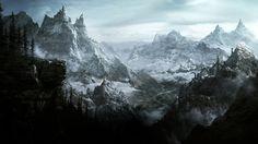 skyrim-mountain-hd-wallpaper-492102.jpg 1,920×1,080픽셀