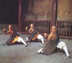 Shaolin Monks Kung-Fu