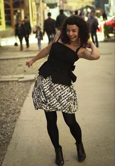 Lydia Origami Dress