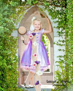 Rapunzel » Disney Princess Rapunzel, Child dress up, Disney Cosplay, Tanya Downs Photography, Tangled