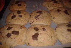 Cookies, připravené do půl hodiny | NejRecept.cz