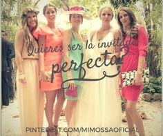 La invitada perfecta | The perfect wedding guest