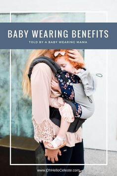 Benefits Of Baby Wearing Toddler Fun, Toddler Activities, Introducing Solids, Breastfeeding And Pumping, Baby Health, Mom Advice, Baby Online, Baby Hacks, Mom And Baby