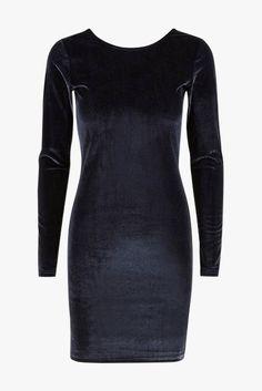Størrelse s  Filina Dress Ombre Blue - Americandreams