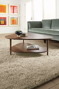 Gibson Cocktail Table - Cocktail Tables - Living - Room & Board