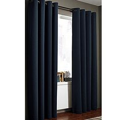 The Sleek Kenneth Cole Reaction Home Gotham Texture Lined Grommet Window  Curtain Panel Features A Subtle, Horizontal Texture That Brings A Sophistiu2026