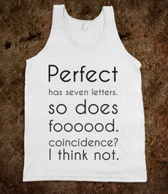 Food Is Perfect