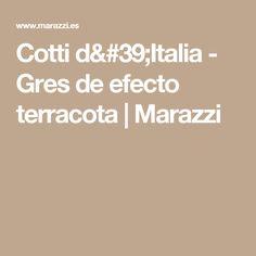 Cotti d'Italia - Gres de efecto terracota | Marazzi
