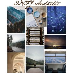 infj aesthetic by moniqueridge on Polyvore featuring art