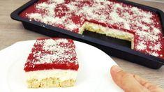 NANUKOVÝ KOLÁČ s ovocím bez pečenia, ktorý vás svojou chuťou dostane – hotový za pár minút! Tiramisu, Cheesecake, Ethnic Recipes, Desserts, Basket, Tailgate Desserts, Deserts, Cheesecakes, Postres