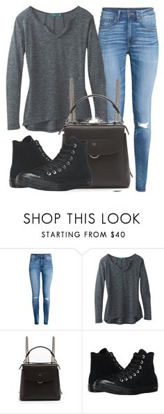 """Outfit #1816"" by lauraandrade98 on Polyvore featuring moda, prAna, Fendi y Converse"