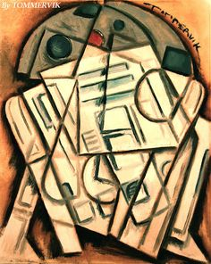 Star Wars Picasso Style