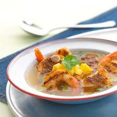 Cajun Fish Soup