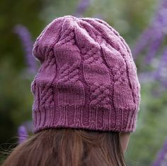 Ravelry: Yountville Slouch pattern by Sloane Rosenthal Knit Hats, Beanies, Hats For Women, Ravelry, Knitting Patterns, Winter Hats, Crochet, Accessories, Collection