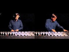 Ave Maria on glass harp - Deffinately high on the list of Most Amazing Things I Have Ever Seen!!!!!