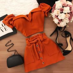[New] The 10 Best Fashion Today (with Pictures) Denim Skirt Outfits, Chic Outfits, Fashion Outfits, Fashion Trends, Trendy Outfits, Look Fashion, Girl Fashion, Fashion Today, Mode Rockabilly