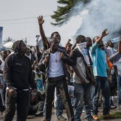 Au Gabon, quatre jours après l?annonce de la réélection contestée d?Ali Bongo à…