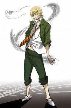 Anime, Code:Breaker, Fujiwara Toki