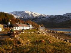 THE OLD FORGE Knoydart, Scotland